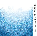 Blue Winter Background. Eps8....