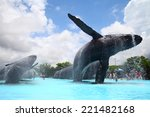 pingtung  taiwan   aug 10  2014 ... | Shutterstock . vector #221482168
