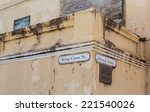 Old Buildings At The Corner Of...