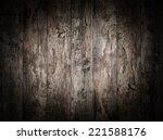 dark wooden texture | Shutterstock . vector #221588176