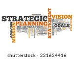 Word Cloud With Strategic...