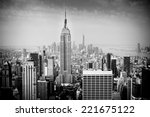 new york city   june 17  2014 ... | Shutterstock . vector #221675122