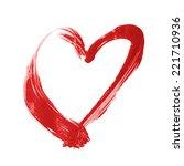 Heart Shape Copyspace Frame...