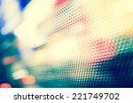 artistic style   defocused... | Shutterstock . vector #221749702