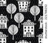 holidays christmas seamless...   Shutterstock .eps vector #221788252