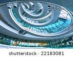shot from below of big... | Shutterstock . vector #22183081
