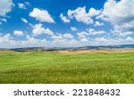 Scenic Tuscany Landscape With...