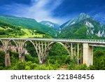 Mountain Landscape  Montenegro...