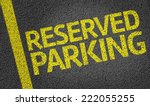 Parking Space Reserved For...