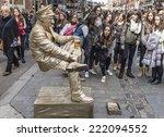 Covent Garden  London  Uk  ...