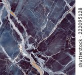 marble texture. black and blue... | Shutterstock . vector #222095128