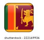 sri lanka glossy rectangle...   Shutterstock .eps vector #222169936