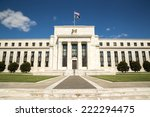 united states federal reserve... | Shutterstock . vector #222294475