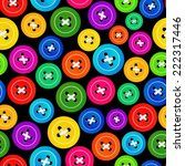 seamless pattern of colorful...   Shutterstock .eps vector #222317446