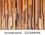 timber wood brown stick used... | Shutterstock . vector #222348496