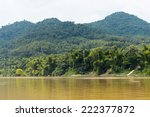 beautiful landscape of the...   Shutterstock . vector #222377872