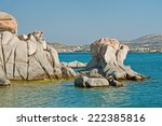 stone monuments of the... | Shutterstock . vector #222385816