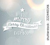 Merry Christmas Season...