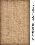 photograph of unprimed linen... | Shutterstock . vector #222493612