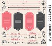 vector illustration of a...   Shutterstock .eps vector #222519658