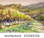 Landscape With Vineyard.pictur...