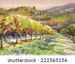 Landscape With Vineyard.pictur...