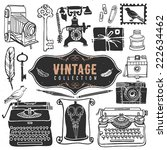 vintage retro old things