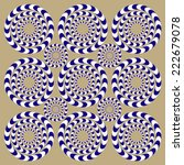 Spin Circles  Illusion ....