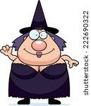 a cartoon illustration of a... | Shutterstock .eps vector #222690322