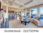 Luxury House With Open Floor...