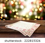 christmas holiday background... | Shutterstock . vector #222815326