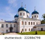 st. george's monastery in... | Shutterstock . vector #222886798