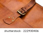 brown vintage leather briefcase ... | Shutterstock . vector #222930406