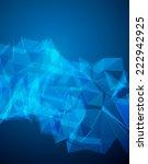 futuristic design  background... | Shutterstock .eps vector #222942925