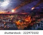 Fire Disaster Of An European...