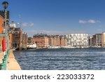 ipswich waterfront and marina...