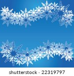 abstract christmas background | Shutterstock .eps vector #22319797