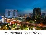 bangkok  thailand   january 9 ... | Shutterstock . vector #223226476