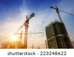 construction site | Shutterstock . vector #223248622