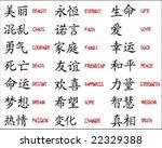 Japanese Kanji   Chinese Symbols