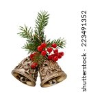 Christmas Bells Decorated With...