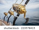 Big Game Fishing Reel In...