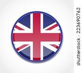 british flag  | Shutterstock .eps vector #223690762