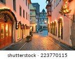 Rothenburg Ob Der Tauber Is One ...