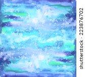 watercolor background light...   Shutterstock .eps vector #223876702