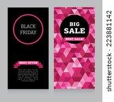 Banner Template For Black...