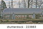 gas storage tank   Shutterstock . vector #223883