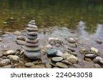 stones | Shutterstock . vector #224043058