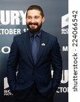 washington  dc oct 15  actor... | Shutterstock . vector #224066542