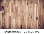 wood brown plank texture... | Shutterstock . vector #224170492